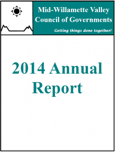 image of 2014 Annual Report cover