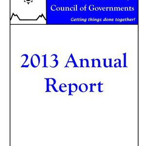 image of 2013 Annual Report cover