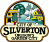 logo for the City of Silverton