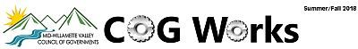 Masthead for Summer/Fall edition of the MWVCOG newsletter
